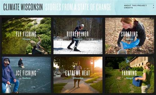 Climate Wisconsin - Stories from a state of change