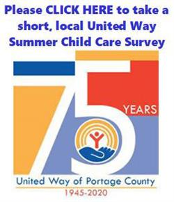 United Way of Portage County Summer Child Care Survey